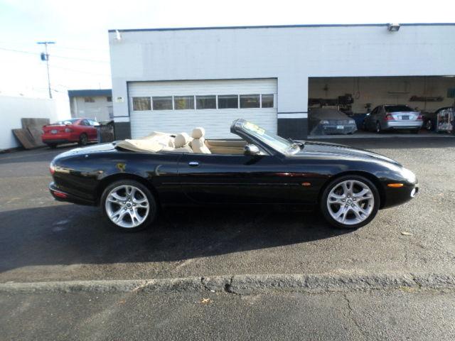 Jaguar : XK 2dr Conv XK8 2003 jaguar xk 8 convertible 4.2 l