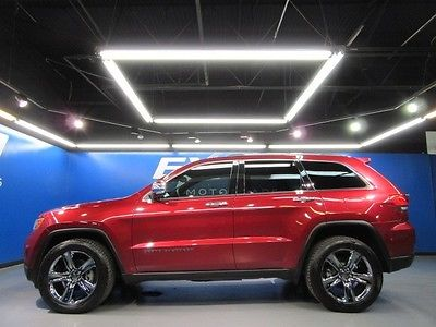 Jeep : Grand Cherokee Limited Jeep Grand Cherokee Limited 4WD Heated Seats Cam Parking Sensors USB