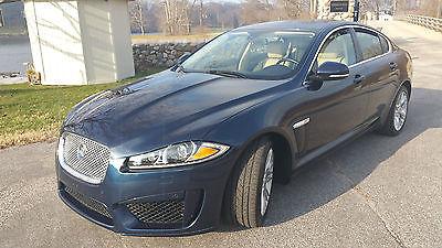 Jaguar : XF Portfolio Sedan 4-Door 2013 jaguar xf portfolio sedan 4 door 3.0 l