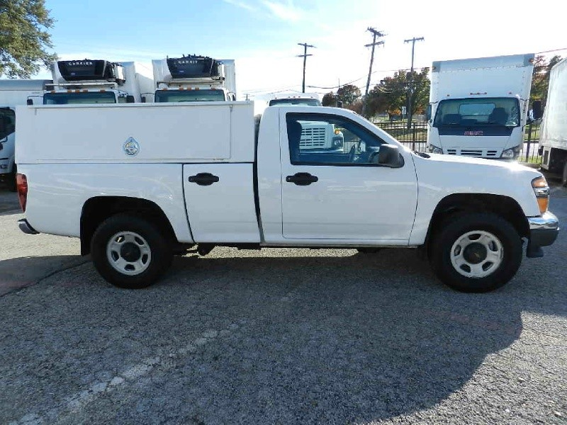 2011 Chevrolet Colorado Service Utility