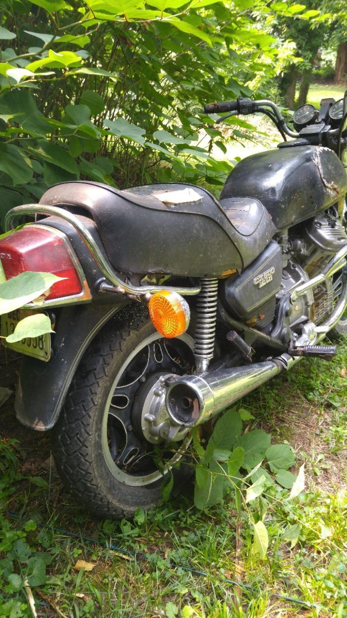 1980 Honda Cx500 Deluxe Motorcycles For Sale