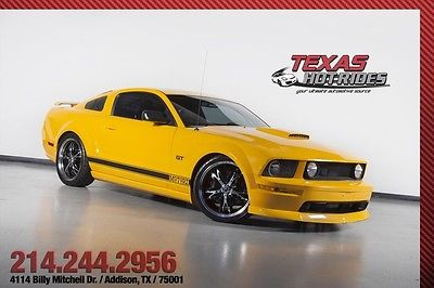 Ford : Mustang GT Supercharged Showcar Over $30k Invested 2008 ford mustang gt supercharged over 30 k inv better than roush gt 500 saleen