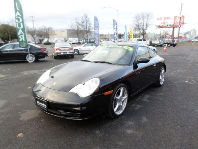 Porsche : 911 TARGA 2004 porsche 911 targa 21 k miles