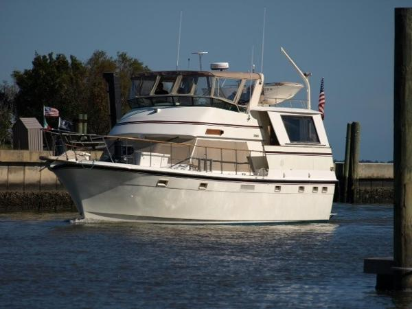 1986 Atlantic 47 Motoryacht