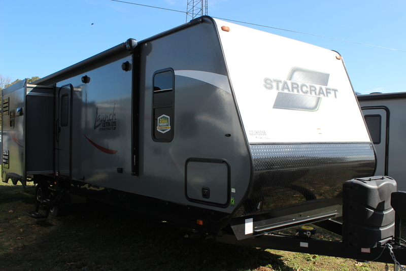 2016 Starcraft Launch Ultra Lite 31BHT