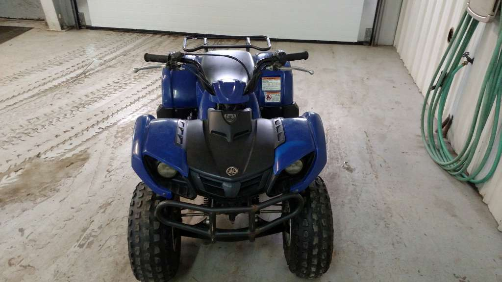 Yamaha grizzly 80 motorcycles for sale in wisconsin for Yamaha grizzly 80