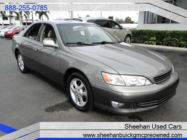 Lexus : ES 300 Great Condition Affordable Florida Driven 4dr 2000 lexus es 300 great condition affordable florida driven 4 dr automatic 4 door