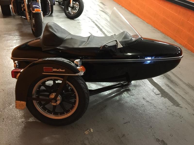 Harley Davidson Dealers In Georgia >> Harley Davidson Tle Sidecar For Touring Models Motorcycles for sale
