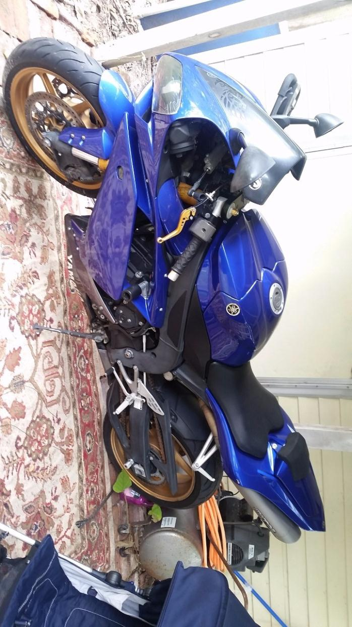 2006 Yamaha ROADLINER