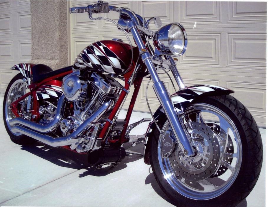 2007 American Ironhorse Slammer