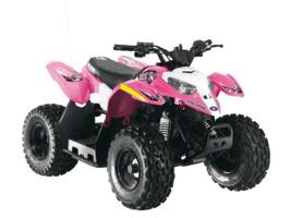 2015 Polaris Outlaw 50 Pink