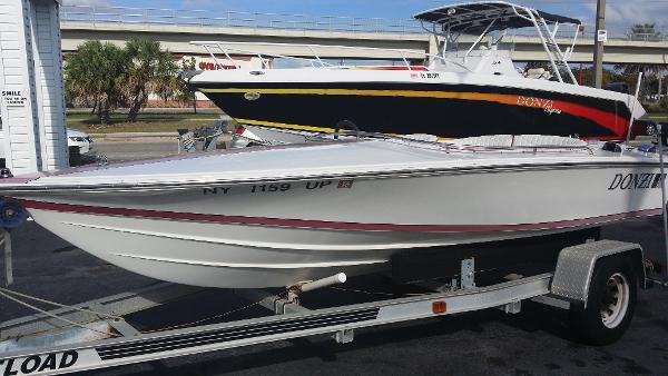 Donzi Sweet 16 Boats for sale
