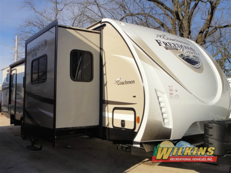2016 Coachmen Rv Freedom Express Liberty Edition 321FEDS