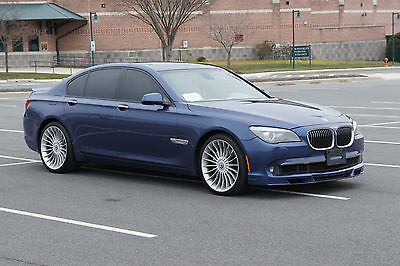 BMW 7 Series Alpina B7 2011 Bmw B Rare Trim 750