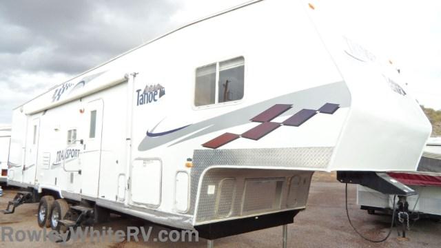 Tahoe 36wtb Transport Rvs For Sale