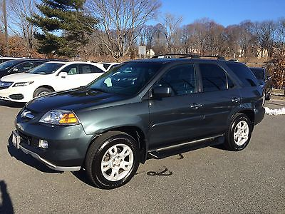 Acura : MDX TOURING PACKAGE 2005 acura mdx touring nav awd camera leather new tires mint 130 k fly in bos ri