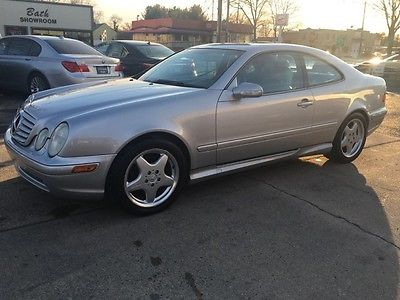 Mercedes-Benz : CLK-Class warranty free shipping clean 2 owner clk430 cheap coupe v8 loaded amg