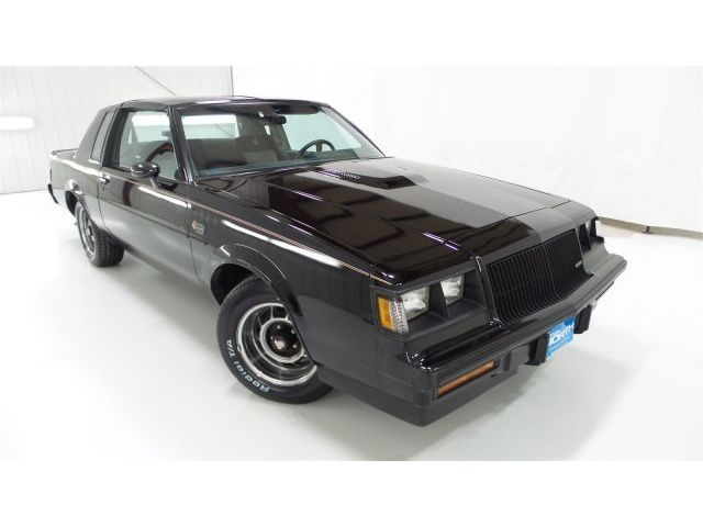 Buick : Regal Grand Nation Grand National 3.8L