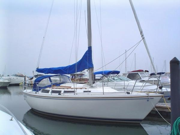 1986 Catalina 30