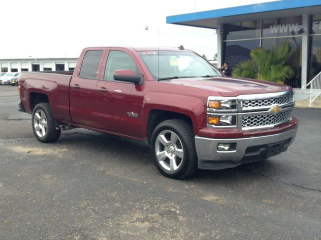 2014 Chevrolet Silverado 1500 Extended Cab Pickup 2WD Double Cab