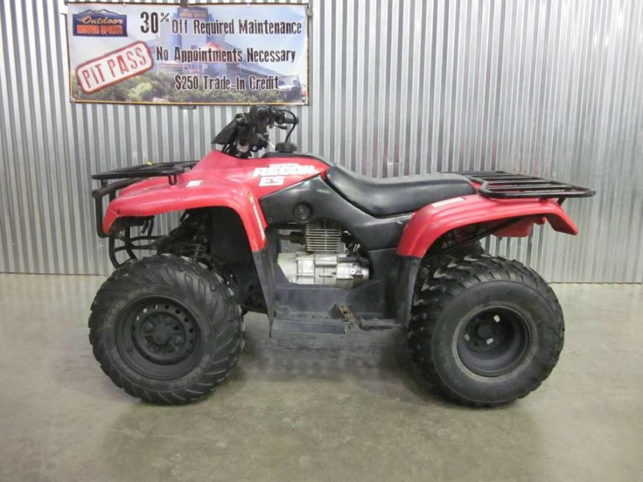 2002 Honda Recon Motorcycles for sale