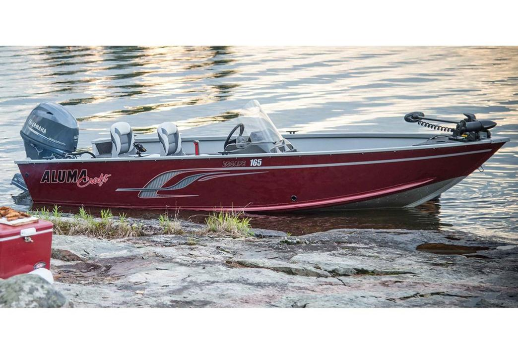 2016 Alumacraft Escape 165 CS