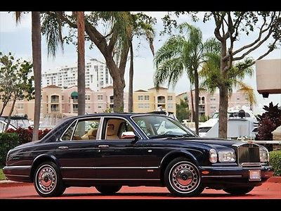 Rolls-Royce : Silver Seraph LOL Last of the Line PEACOCK BLUE ONLY 27K MILES $722.00 A MONTH 2002 MAGNOLIA HIDES