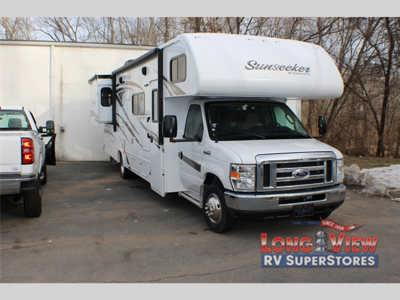 2016 Forest River Rv Forester 3011DS Ford