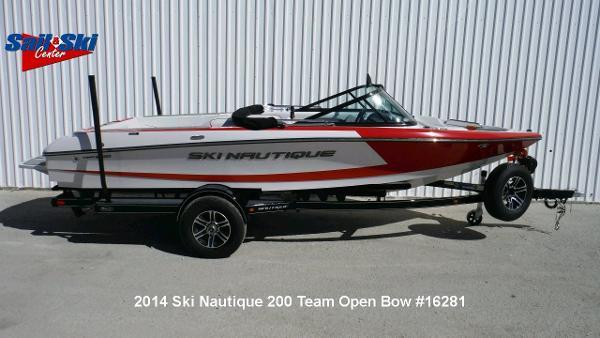 2014 Nautique Ski Nautique 200 Open Bow