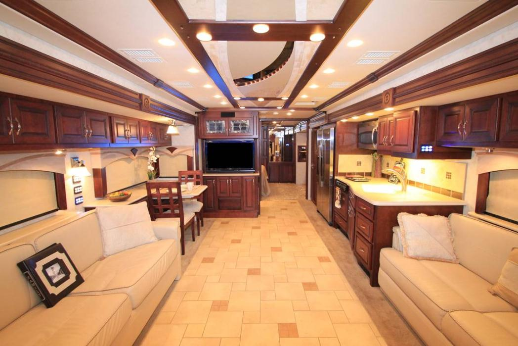 2013 Fleetwood Excursion 35C
