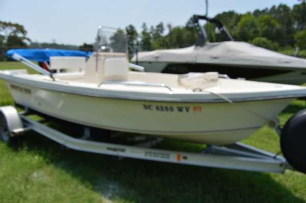 2003 American Boat Corp American Skiff 165CC
