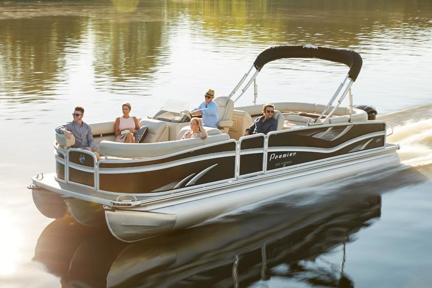 Premier 250 Intrigue Boats For Sale