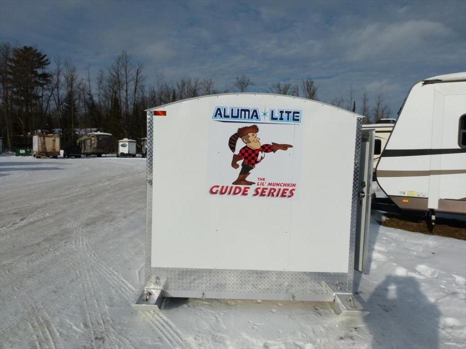 2016 Aluma-Lite Lil' Munchkin 6X8 Guide Series
