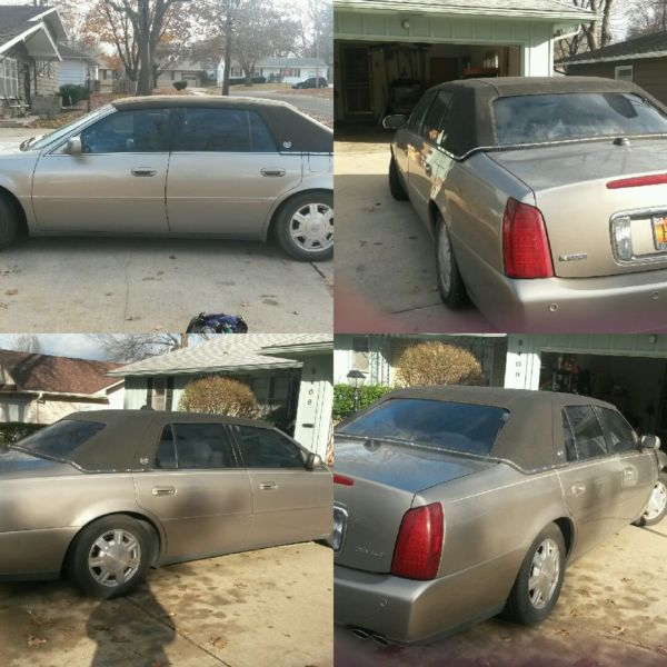 2004 Cadillac Deville Dts Cars For Sale