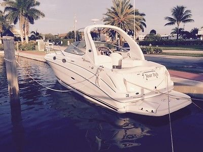 2002 Sea Ray Sundancer 280 28' Cruiser Beautiful Florida Boat