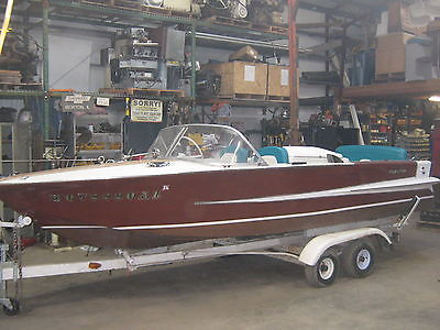 Vintage Chris Craft Super Sport