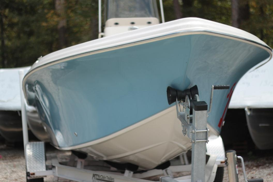 2015 Sea Chaser 19 Sea Skiff
