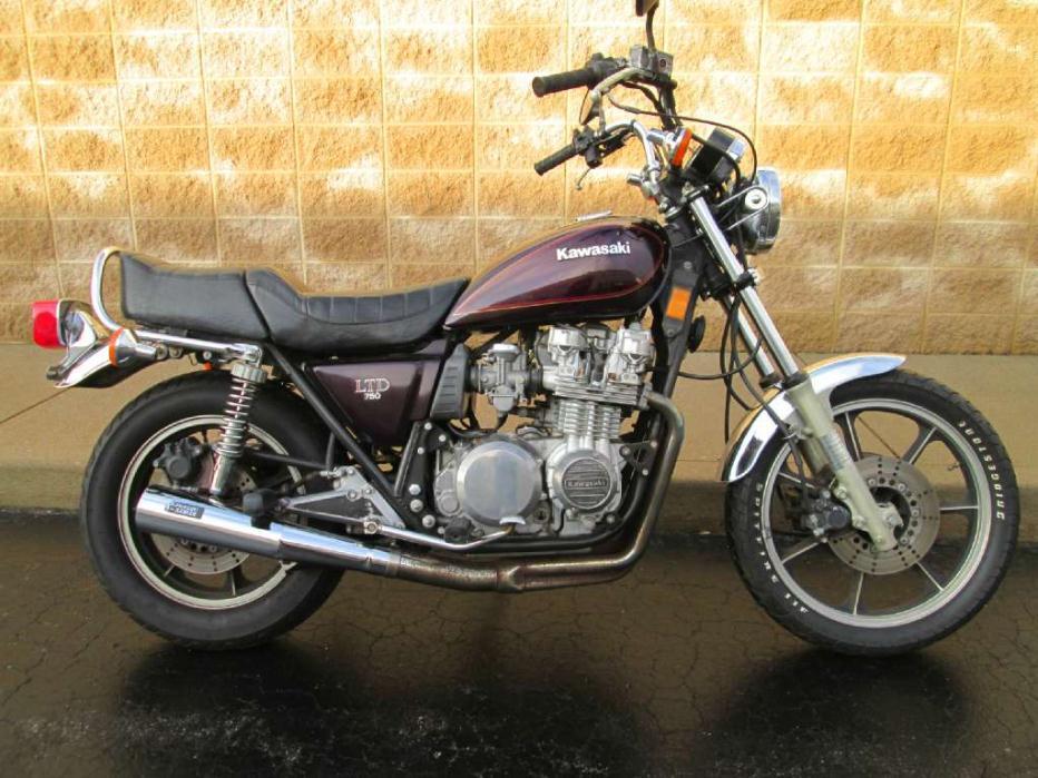 Kawasaki Kz 750 Ltd Motorcycles For Sale