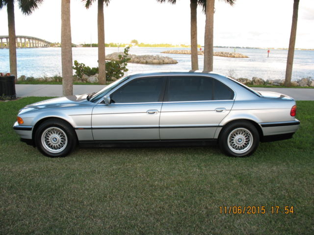 BMW : 7-Series 740IL 4dr Sd BEAUTIFULL 97 BMW 740iL WITH ONLY 70K MILES