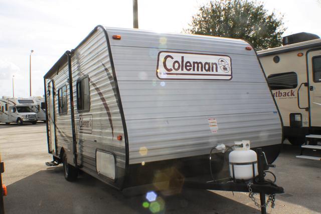 2016 Coleman Coleman CTS300TQ