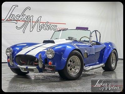 Shelby Roadster 1967 shelby ac cobra 427 roadster