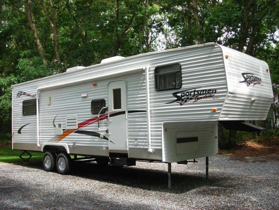 2006 K-Z Manufacturing Sportster 5TH WHEEL