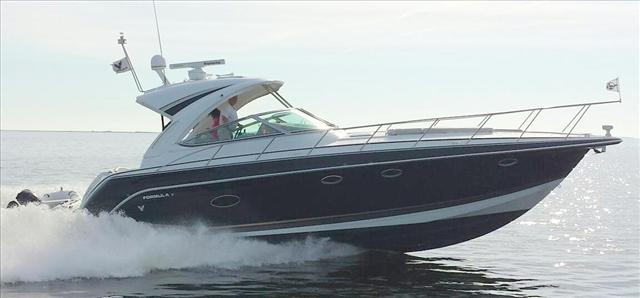 2012 Formula 40 Performance Cruiser