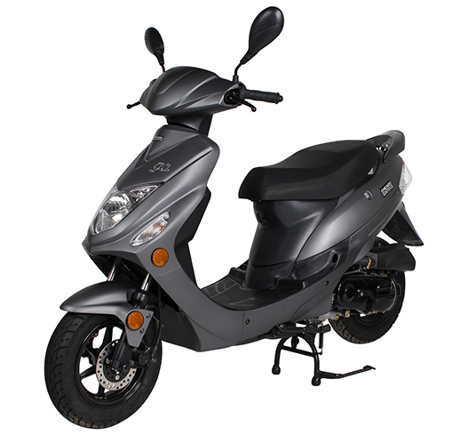 2016 Chicago Scooter Company GO 50