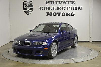 BMW : M3 Base Coupe 2-Door 2005 bmw