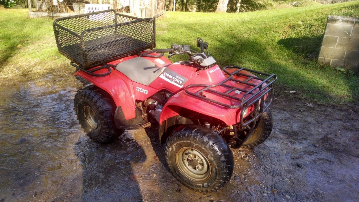 1993 Honda 300 4x4 Motorcycles for sale