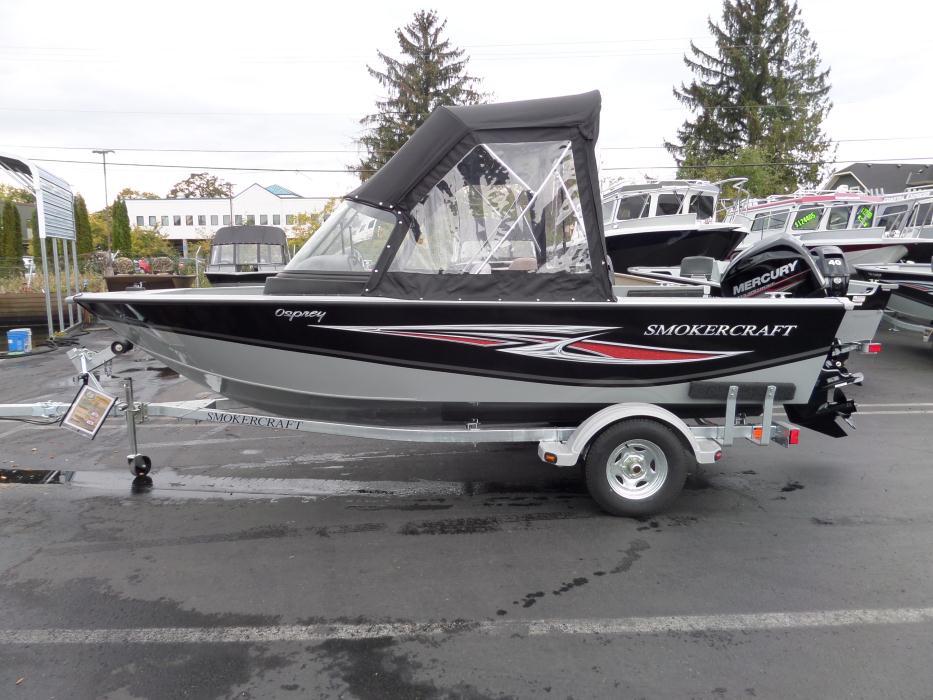 Smokercraft Osprey Boats For Sale