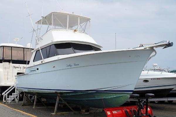 1979 Bertram 42 Flybridge Motor Yacht