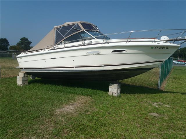 1986 Sea Ray Fishing Boat 260 Sundance