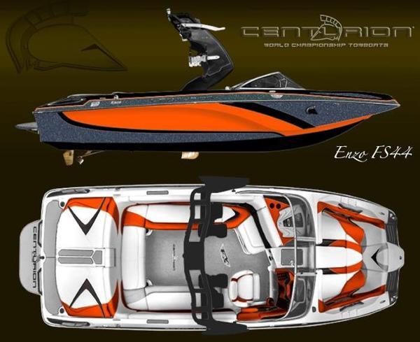 2015 Centurion Enzo FS44